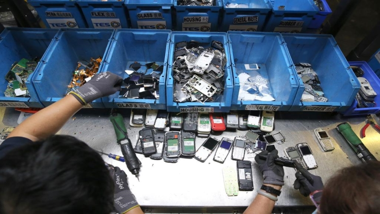 The Current Electronic Disposal Singapore Situation | Technecy